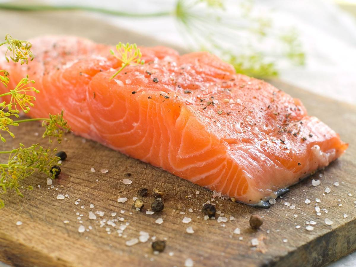 Sanford reports issues getting salmon exports into China