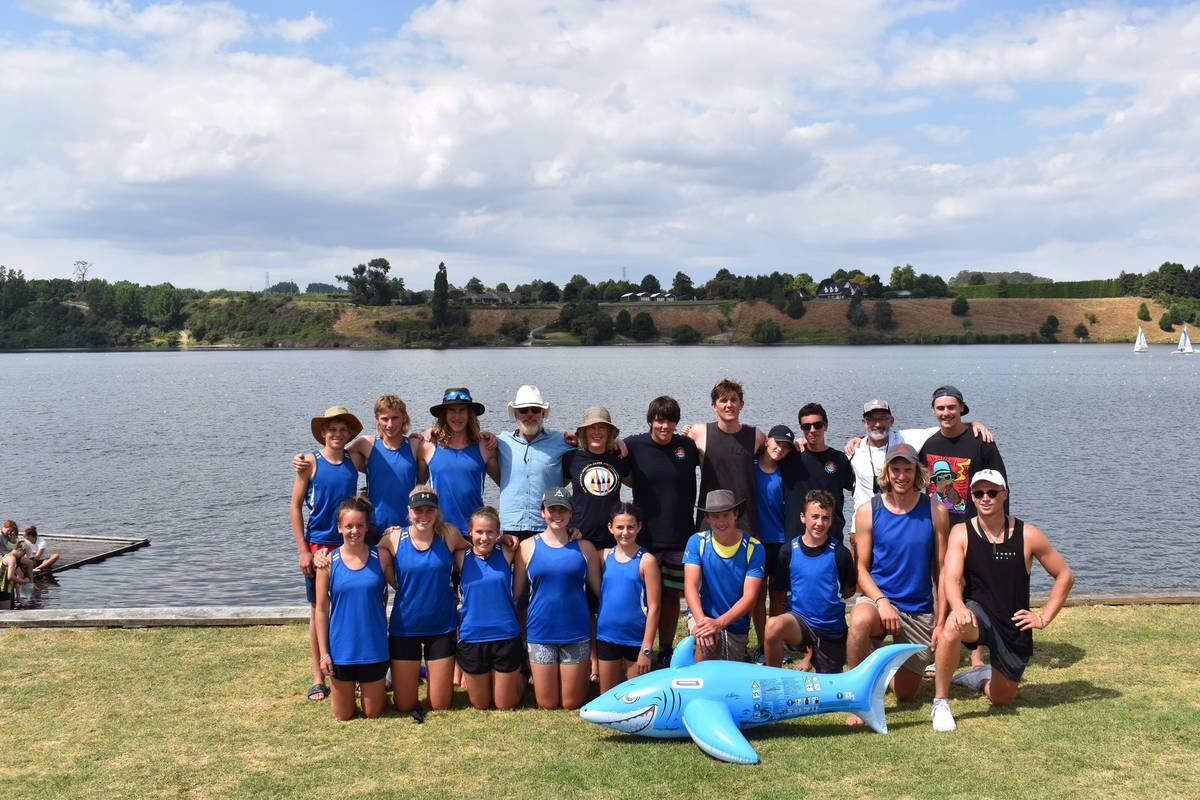 Whanganui paddlers return from Sprint Kayak Nationals with 14 gold medals thumbnail