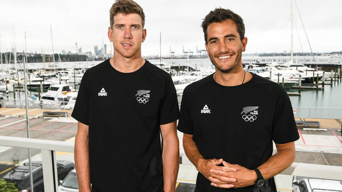 Sailing: Peter Burling and Blair Tuke awarded Lonsdale Cup after sixth World Championship - NZ Herald