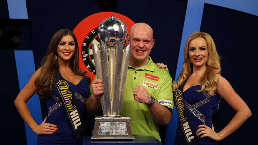Darts: PDC to scrap walk-on girls after broadcaster talks