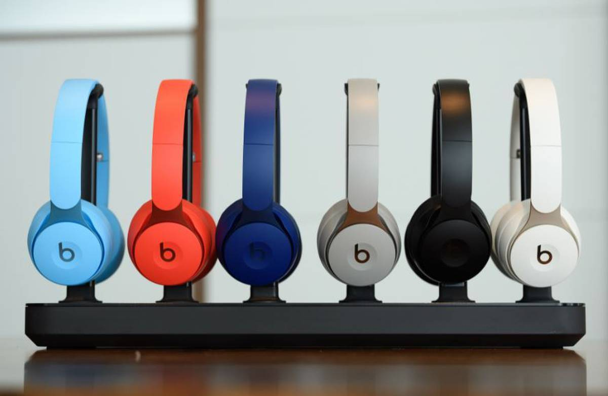 Apple Redesigns World S Best Selling Headphones With New Beats Nz Herald