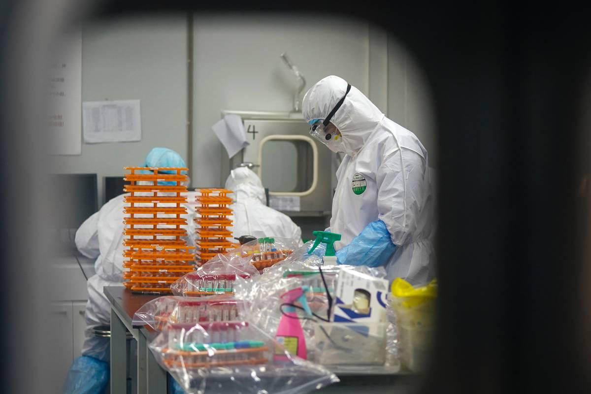 Chinese scientists say coronavirus did not originate in Wuhan seafood market