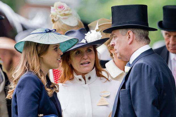 Princess Beatrice the Duchess of York and Prince Andrew in 2016. Photo / Getty Images