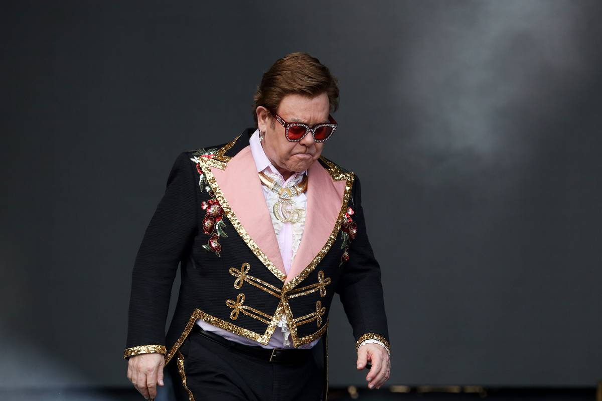 Covid 19 coronavirus: Elton John lays off staff and bandmates after taking a $120m hit