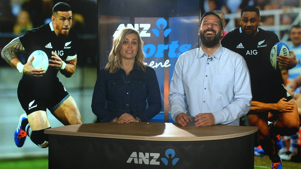 ANZ Sports Scene: All Blacks deny SBW injury speculation