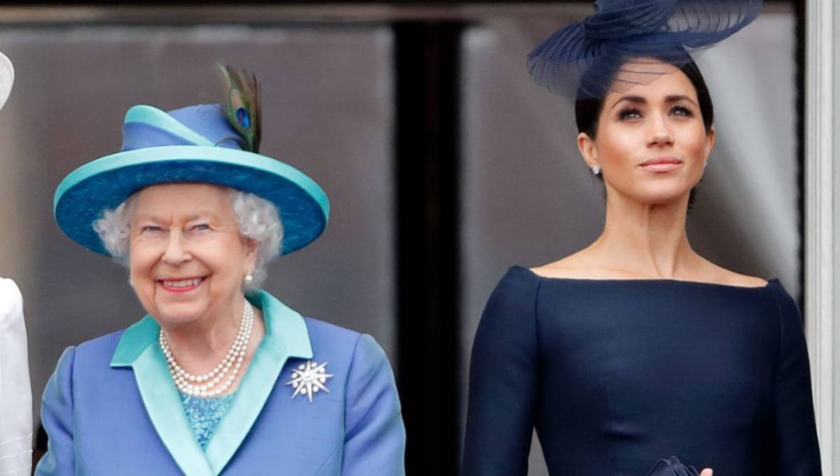 Meghan Markle snubbed from Vogue's influential list, but Queen included