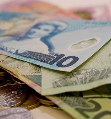 Nz Dollar Heading For Weekly Slide As