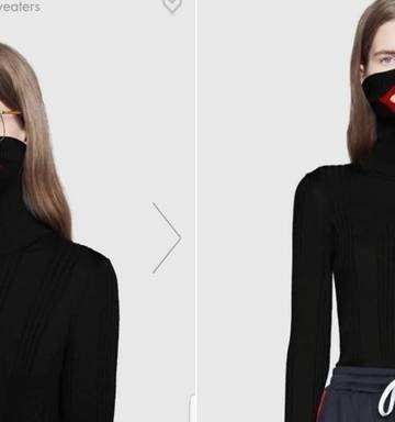 fef82ed8aa5  Haute Couture Blackface   Gucci apologises and pulls  racist  sweater