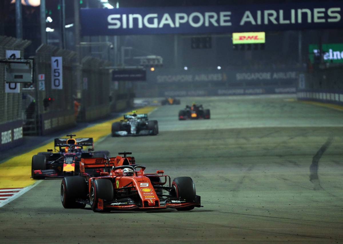 Motorsport: Formula One facing worsening financial crisis with races in Azerbaijan, Singapore and Japan cancelled