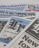 The Weekend Herald and Herald on Sunday have enjoyed year-on-year newspaper readership growth, according to the latest Nielsen survey. Picture / Jason Oxenham.