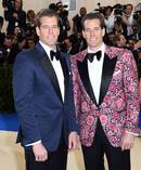 Tyler Winklevoss and Cameron Winklevoss. Photo / Getty Images