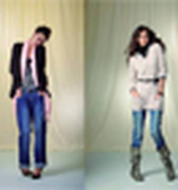 2a1d5d5e55e81 ... Max washed back boyfriend jean ($99) and ankle grazer skinny leg jeans  ($99