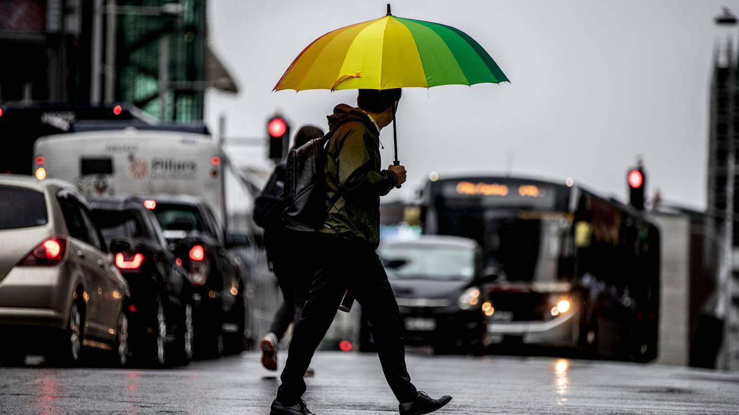 Rainfall totals across New Zealand this month have varied as wildly as 483 per cent of normal in Central Otago, and zero per cent in the lower North Island. Photo / Michael Craig