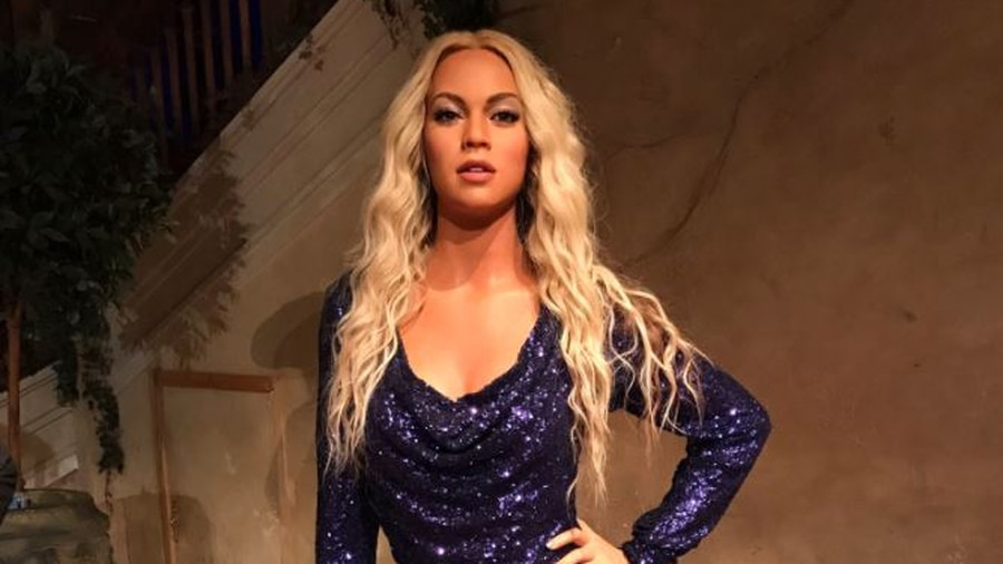 Beyonce Madame Tussauds Wax Figure Stirs Controversy
