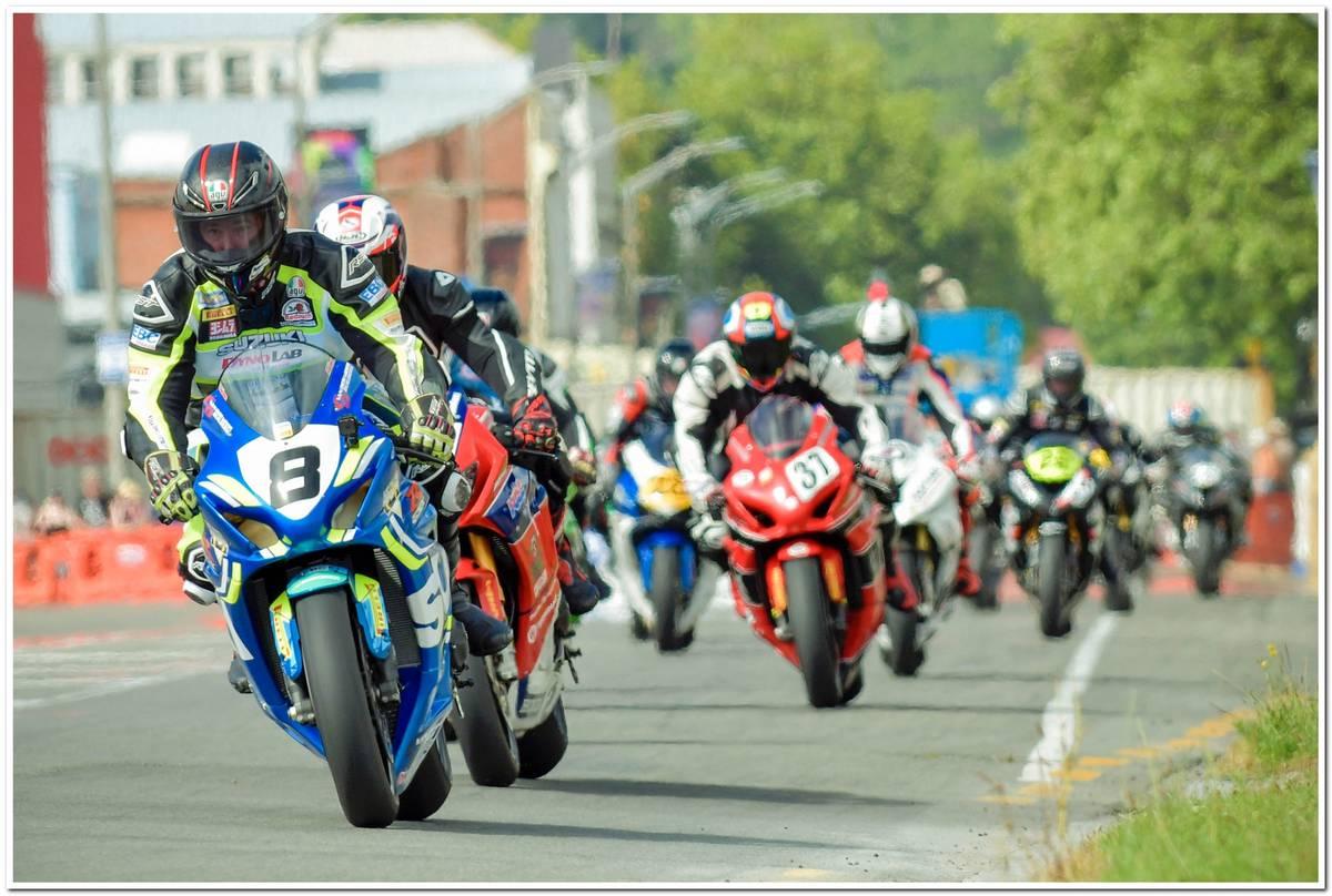 Motorbikes: Another big international field set for December's Suzuki Series
