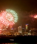 A dazzling fireworks display is planned for 6pm tonight. Photo/Dean Purcell