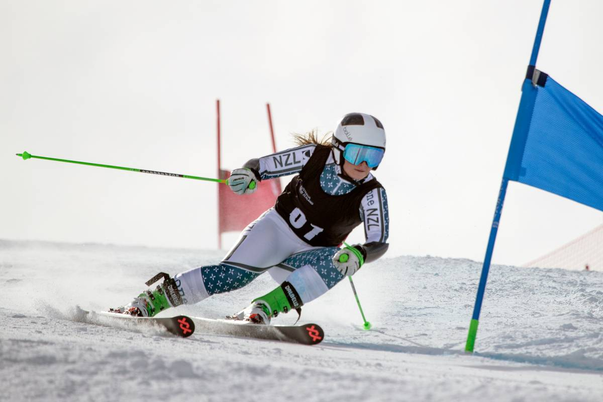 Snow sports: Kiwi ski star Alice Robinson gets a chance to resume rivalry with Olympic champion this weekend
