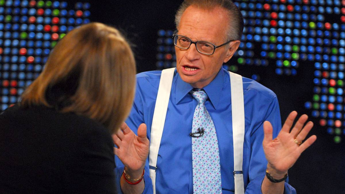 Broadcasting legend Larry King dies after Covid-19 battle – NZ Herald