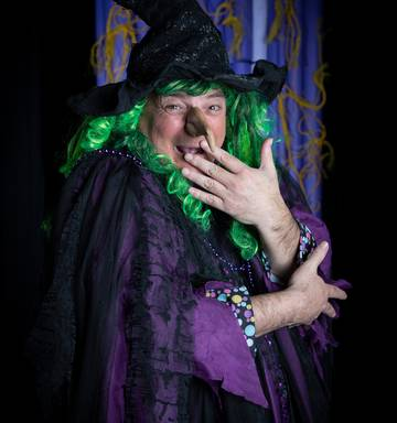 A wicked witch to enchant - NZ Herald