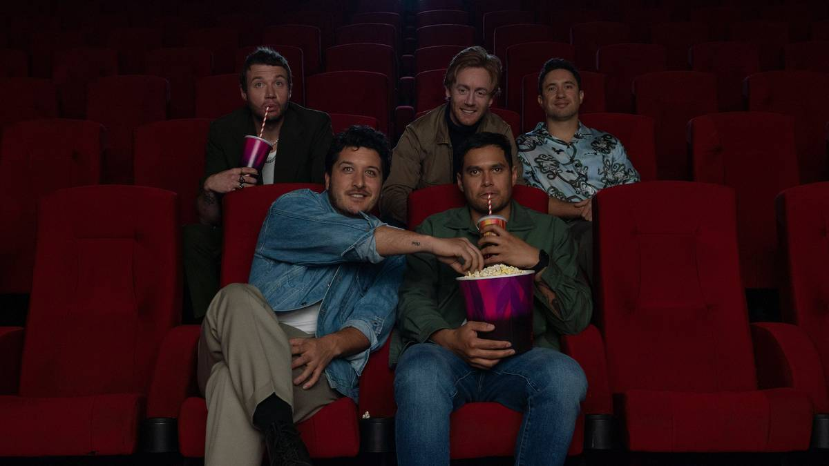 SIX60 on their new film 'Till The Lights Go Out' – NZ Herald
