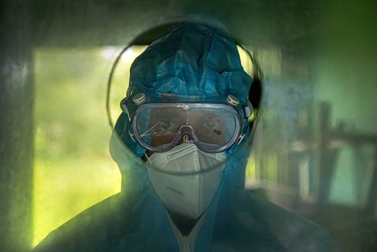 Covid 19 coronavirus: WHO reports record daily increase in cases