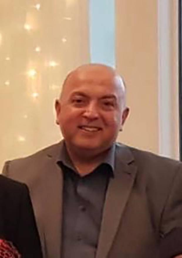Amjad Hamid, 57