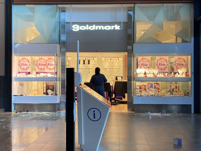 Goldmark jewellery store at Albany Mall. Photo / Supplied