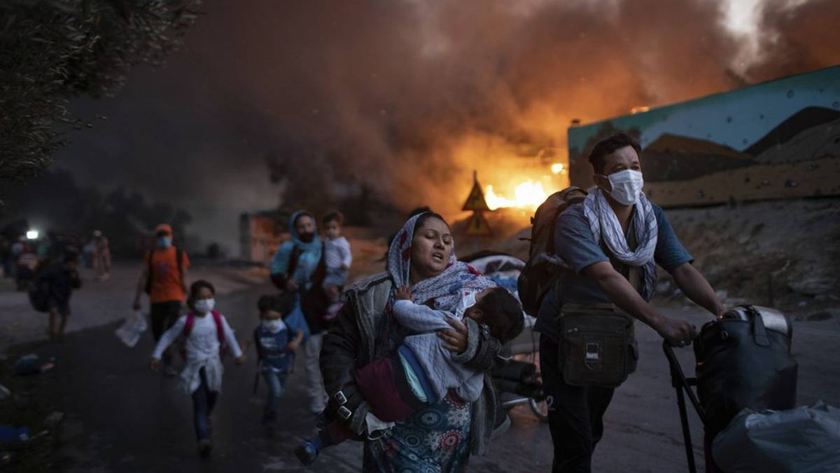 Coronavirus, refugees, Black Lives Matter: 2020 photos show world in distress - NZ Herald