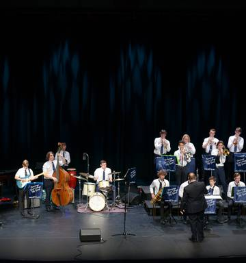 Tauranga bands win top honours at National Youth Jazz