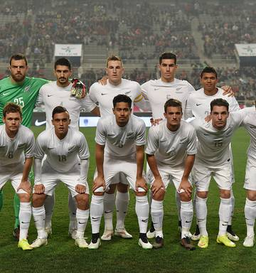 All Whites to play Republic of Ireland in November - NZ Herald