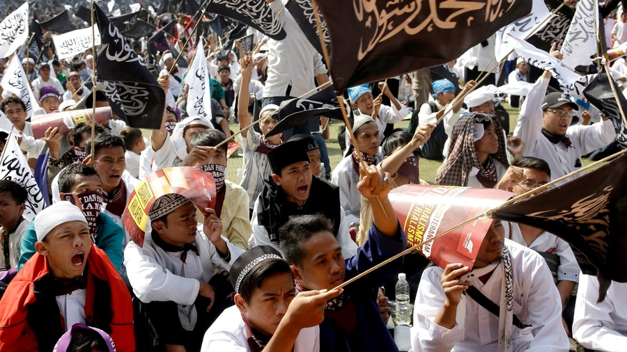 Indonesian government aborts legal status of Hizbut Tahrir
