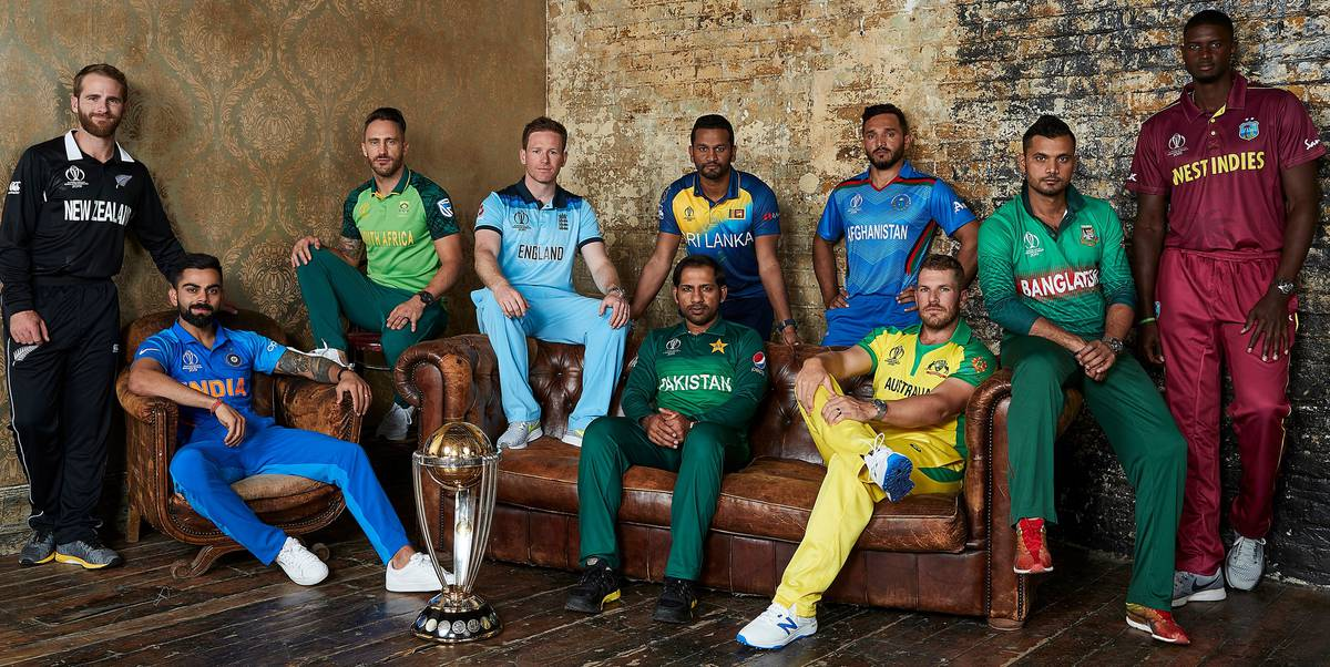 2019 Cricket World Cup: All You Need to Know about the Black Caps and their rivals
