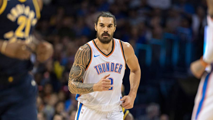 Basketball: Steven Adams struck by injury, misses Oklahoma City Thunder victory