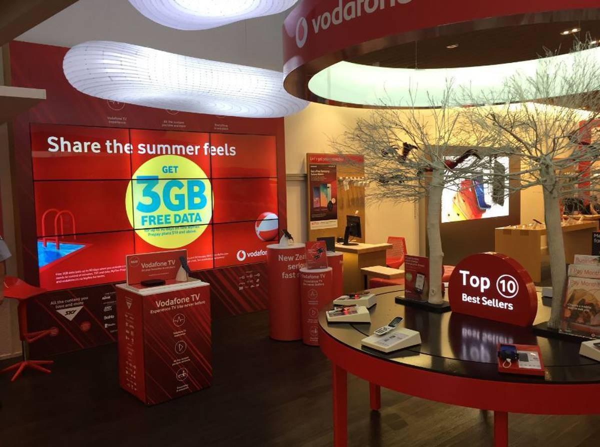 Vodafone NZ increases its stake in private equity-owned