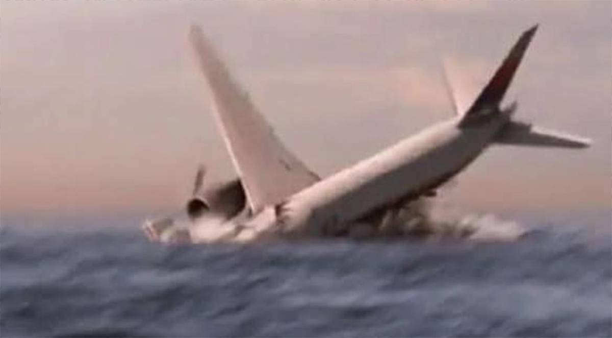 MH370 investigators 'discover mysterious 90kg load' on board after take-off