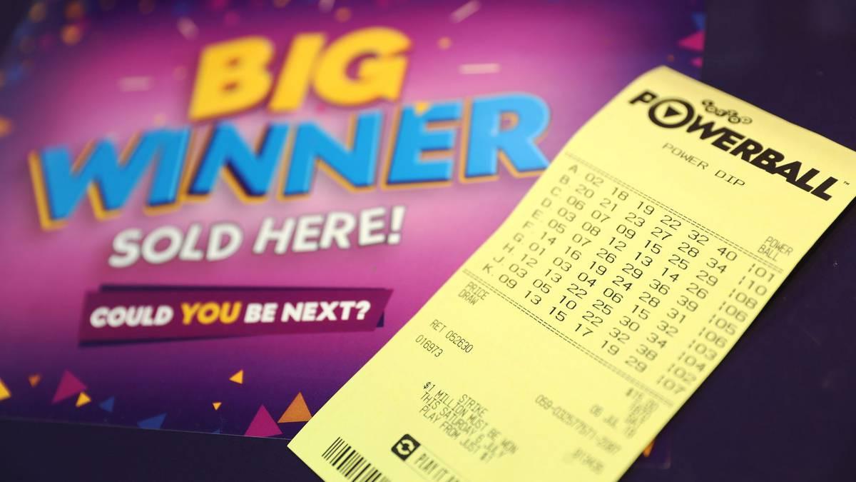 $8.5 million won in tonight's Lotto Powerball draw - NZ Herald
