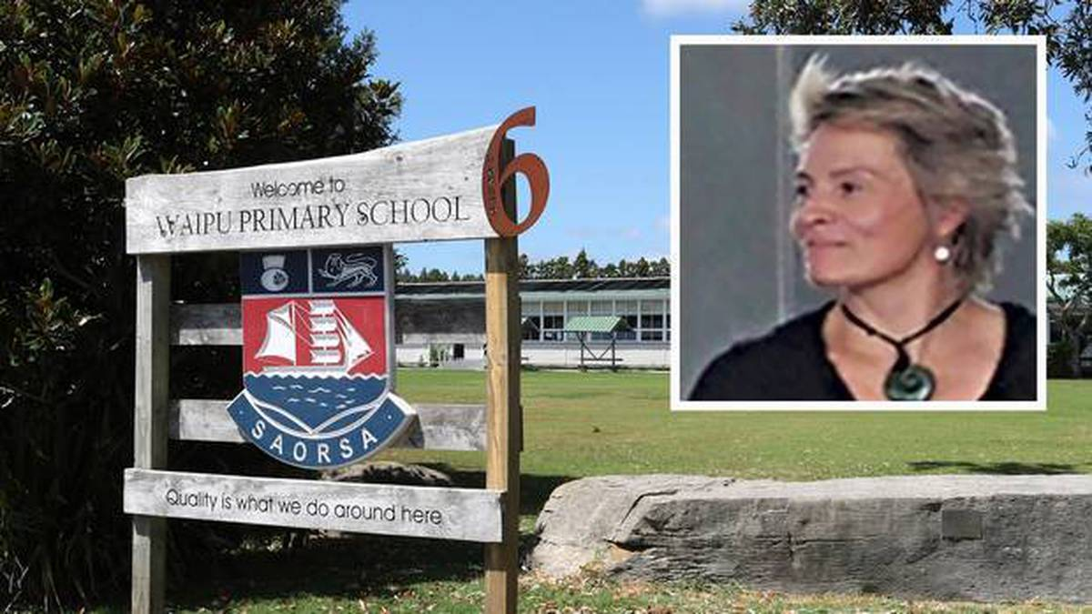 Waipū principal working 'offsite' in wake of drug bust at her home
