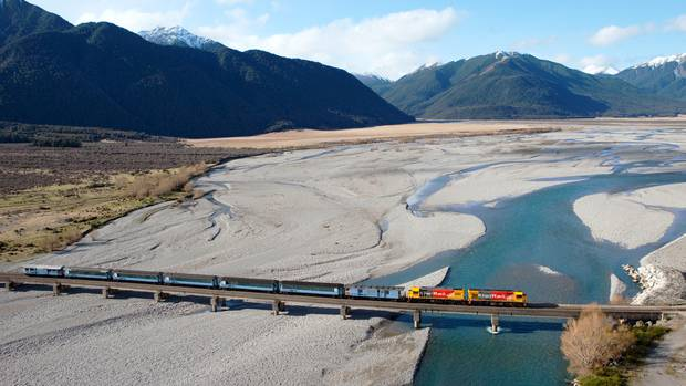 Kiwirail posted half-year revenue of $292.7m, down 1.9 per cent down on the previous year.