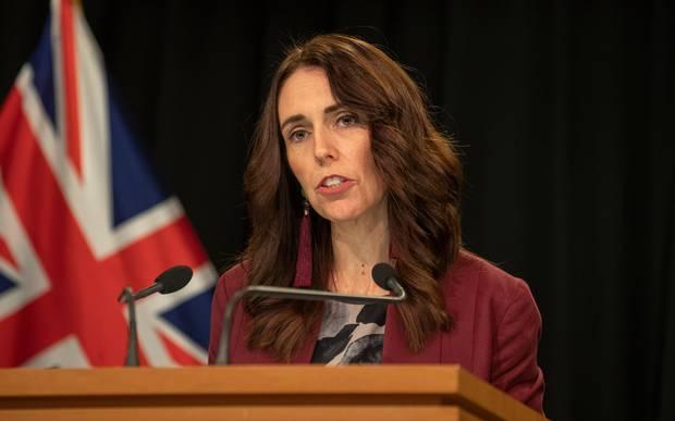 Prime Minister Jacinda Ardern. Photo / Mark Mitchell