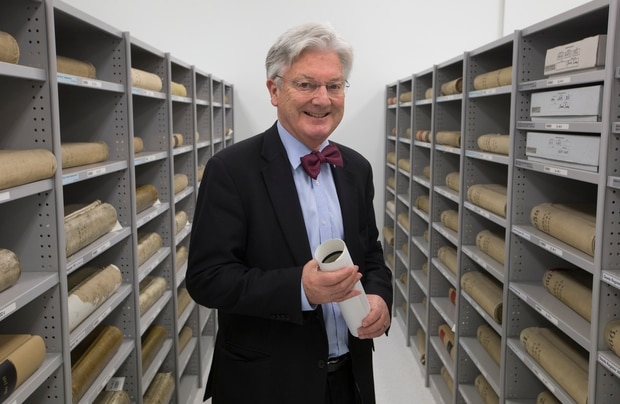 United Future Party leader and Associate Health Minister Peter Dunne oversees New Zealand's drug law. NZ Herald photo by Mark Mitchell