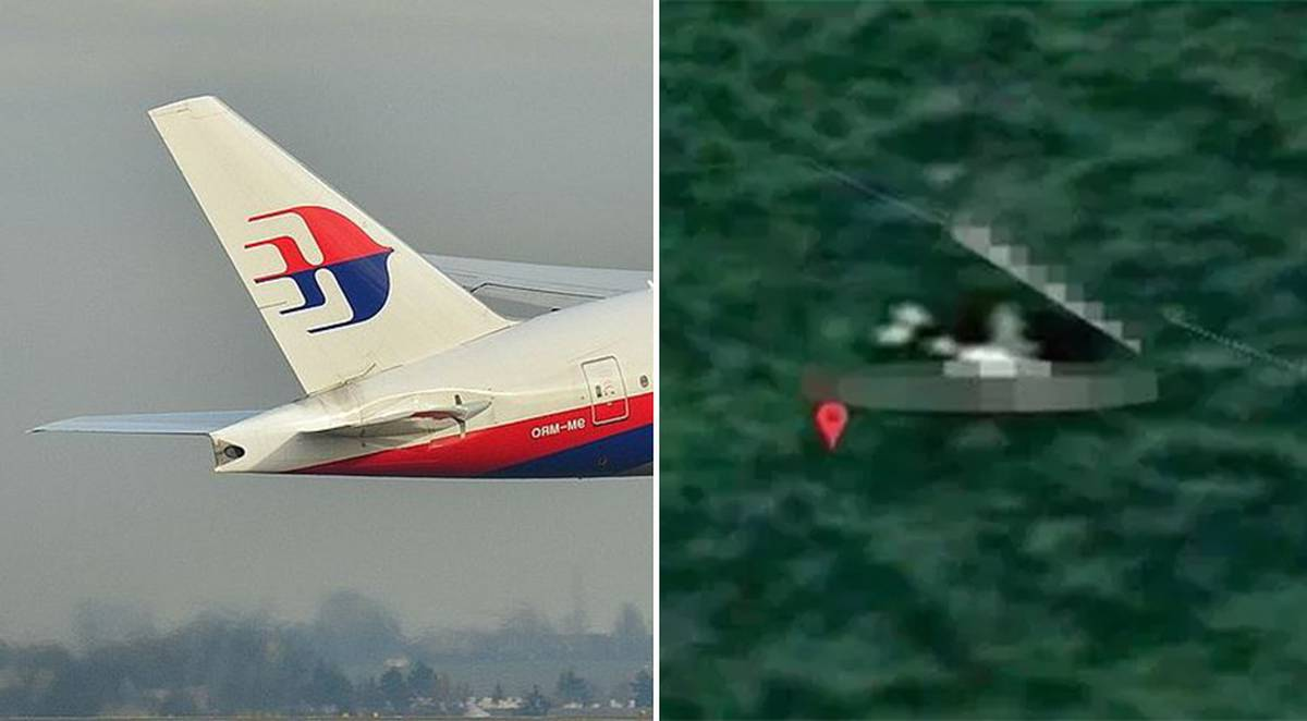 Tech expert claims to have found doomed MH370 jet on Google Earth