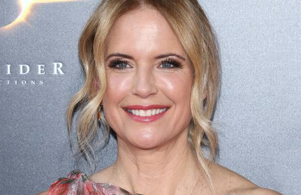 Kelly Preston has died after a private battle with breast cancer, aged 57. Photo / AP