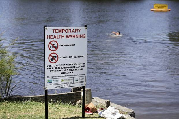 Three quarters of rivers in New Zealand's pastoral farming areas were deemed unsafe for swimming. Photo / File