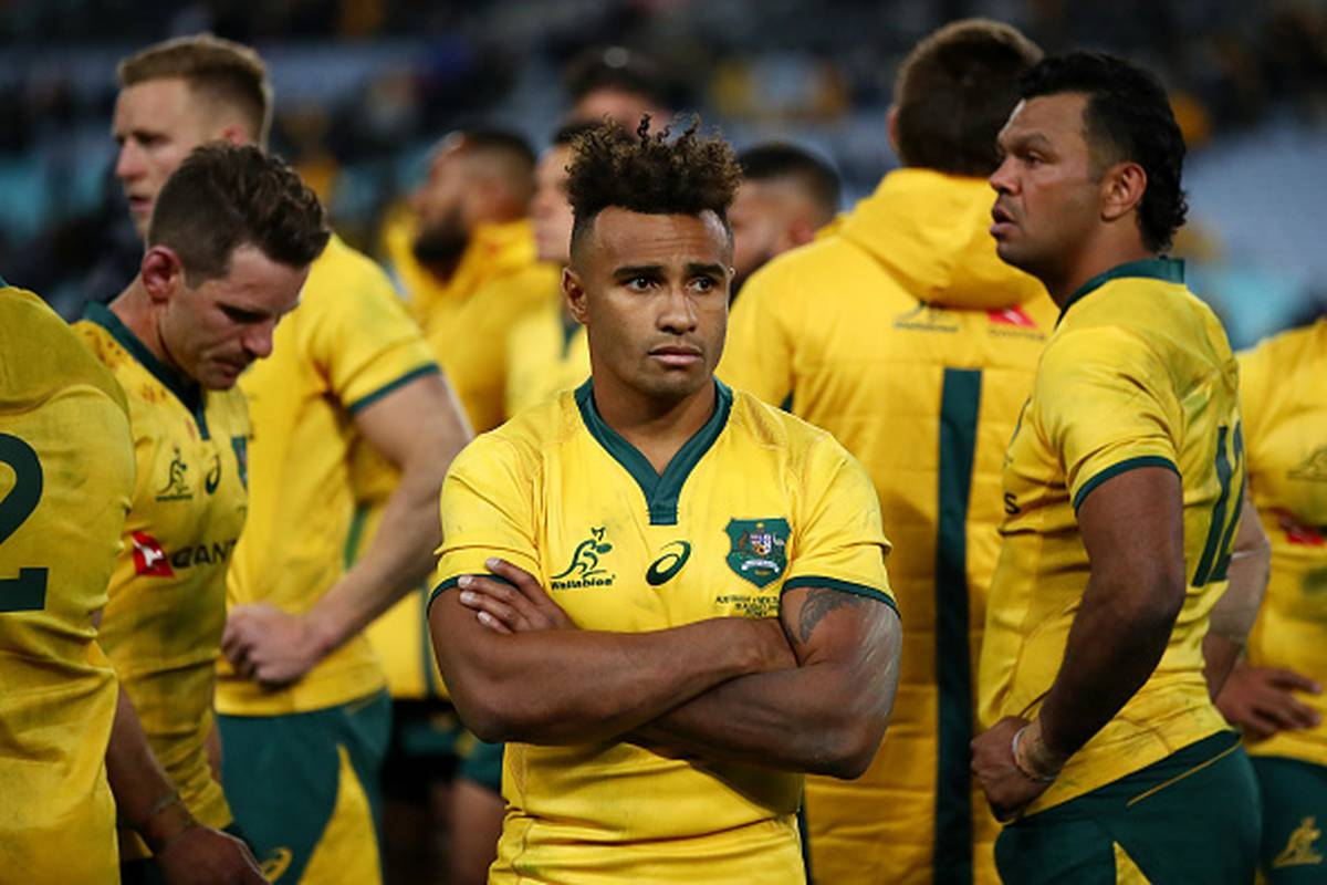Rugby: Wallabies star Will Genia's pain over Israel Folau axing