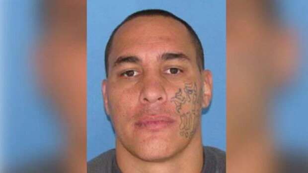 Police are on the hunt for Tama Michael Rawhiti after a patrol car was stolen at gunpoint during a breath alcohol checkpoint in Ohakune.