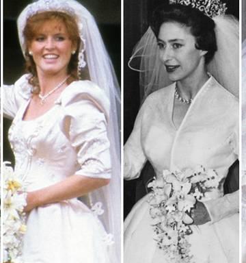 Royal Wedding A Look Back At Royal Wedding Dresses Of The Past