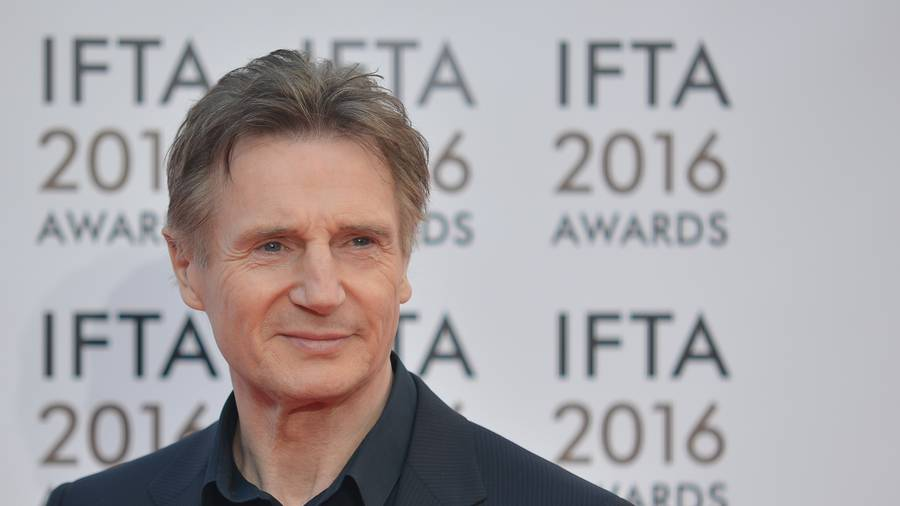 Liam Neeson Calls Sexual Harassment Allegations in Hollywood a 'Witch Hunt'