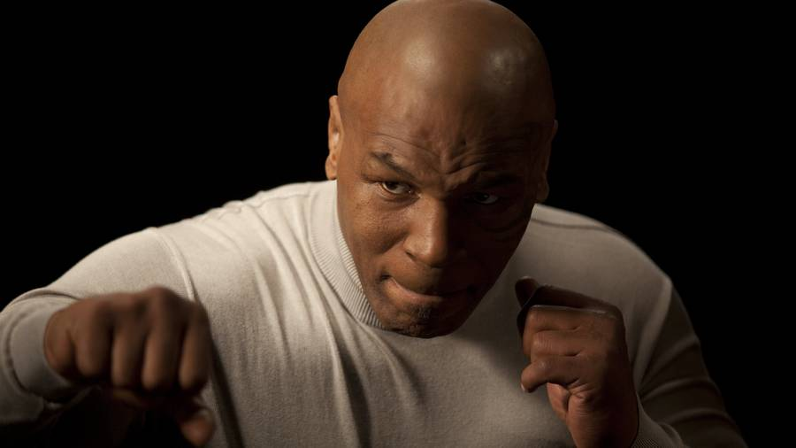 Mike Tyson is building a marijuana ranch in California