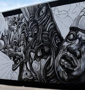 Whangārei's in-your-face murals - NZ Herald