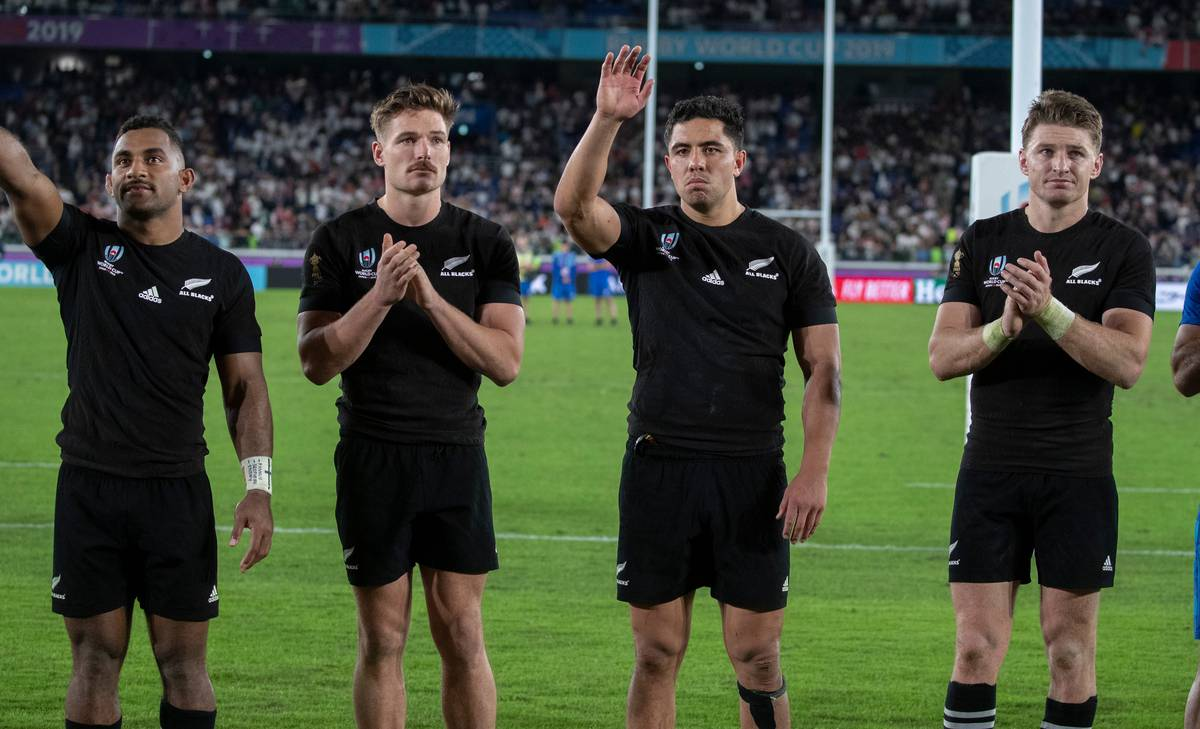 All Blacks trainer Nic Gill lifts lid on the fittest players in New Zealand